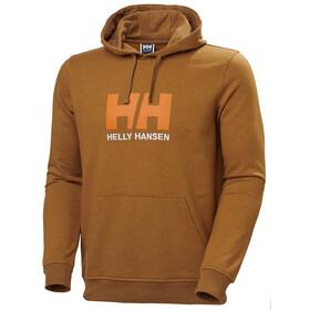 Helly Hansen HH Logo Hoodie Herren marmalade